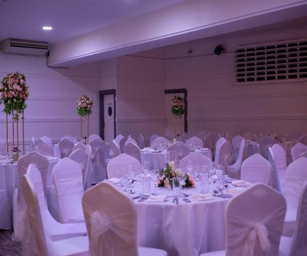 Mayfair venue